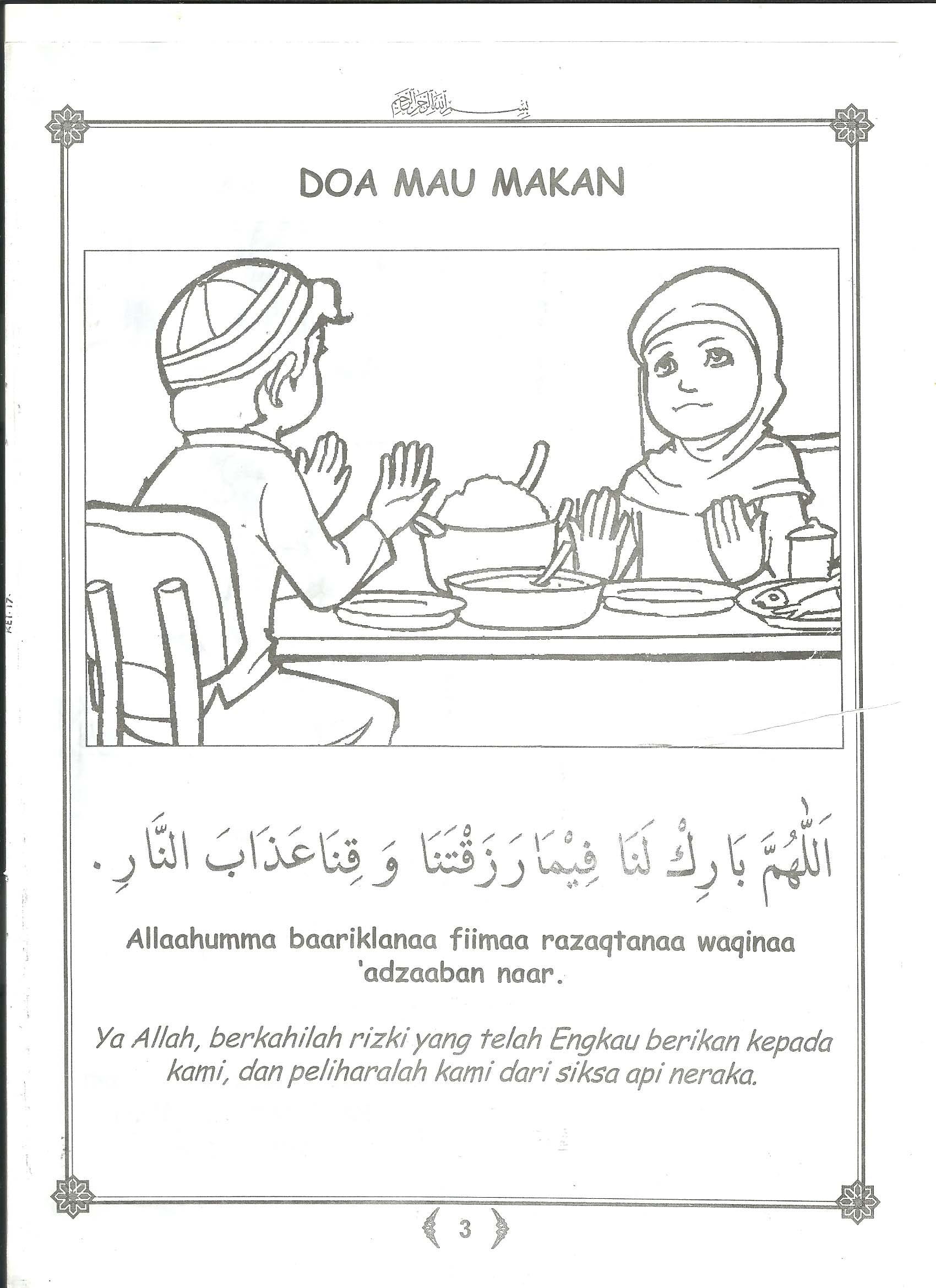 Gambar Anak Berdoa Sebelum Makan : gambar, berdoa, sebelum, makan, Gambar, Kartun, Makan, Aliansi