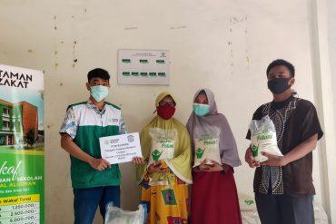 Organisasi Penerima zakat penghasilan Amanah di Rejoso, Nganjuk
