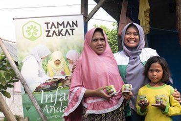 Yayasan Pengelola Zakat Rikaz Amanah di Kandangan, Kediri