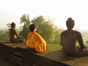 瞑想 早朝