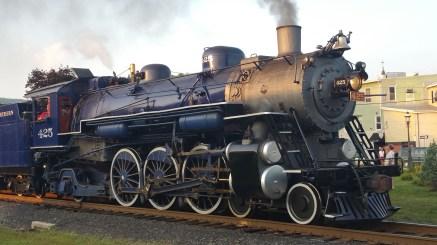 1928 Baldwin 425 Steam Engine, from Eric Becker, Train Station, Tamaqua, 8-29-2015 (45)