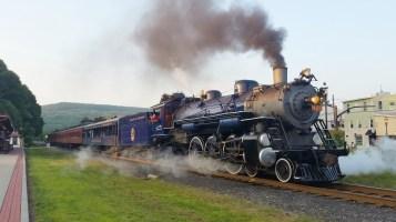 1928 Baldwin 425 Steam Engine, from Eric Becker, Train Station, Tamaqua, 8-29-2015 (60)