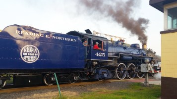 1928 Baldwin 425 Steam Engine, from Eric Becker, Train Station, Tamaqua, 8-29-2015 (70)