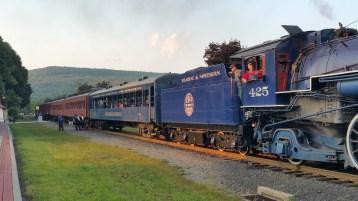 1928 Baldwin 425 Steam Engine, Locomotive, Tamaqua Train Station, Tamaqua (118)