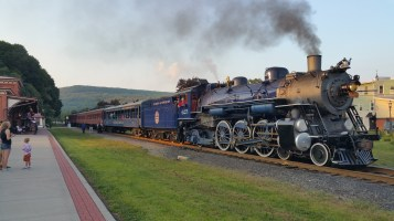 1928 Baldwin 425 Steam Engine, Locomotive, Tamaqua Train Station, Tamaqua (119)