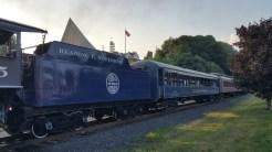 1928 Baldwin 425 Steam Engine, Locomotive, Tamaqua Train Station, Tamaqua (70)