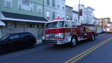 Apparatus Parade during Citz Fest, Citizens Fire Company, Mahanoy City, 8-21-2015 (91)