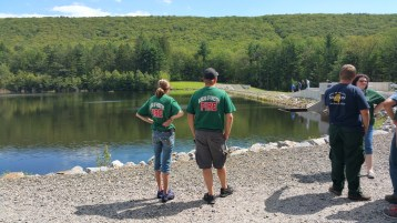 Celebrating 100 Years of PA Forestry, Owl Creek Reservoir, Tamaqua (106)
