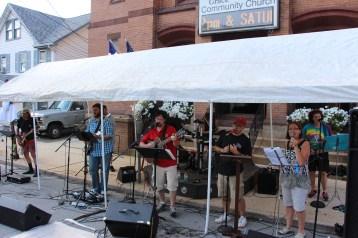 Community Block Party, West Snyder Avenue, Grace Community Church, Lansford (52)