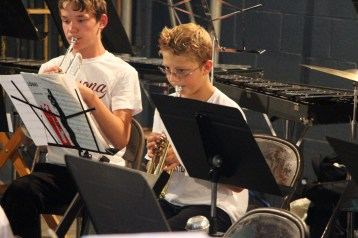 Cresona Band, and Junior Band perform, East End Playground, Tamaqua, 7-29-2015 (40)