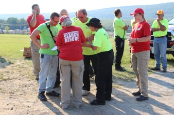 Day 3 of Search for Jesse Rex Farber, Sharp Mountain, Tamaqua, 8-15-2015 (115)