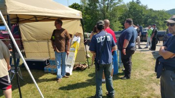 Day 3 of Search for Jesse Rex Farber, Sharp Mountain, Tamaqua, 8-15-2015 (18)
