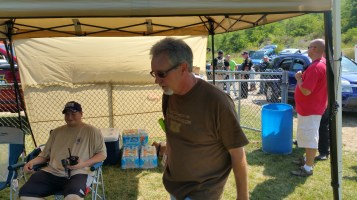 Day 3 of Search for Jesse Rex Farber, Sharp Mountain, Tamaqua, 8-15-2015 (24)