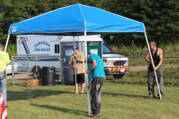 Day 3 of Search for Jesse Rex Farber, Sharp Mountain, Tamaqua, 8-15-2015 (77)