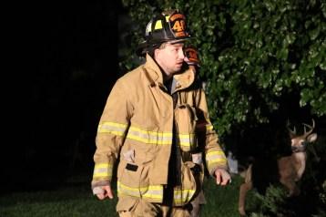 Firefighters Respond to Garage Fire in Coaldale, 8-20-2015 (220)