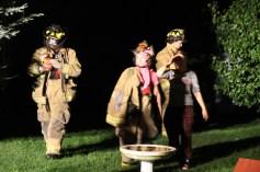 Firefighters Respond to Garage Fire in Coaldale, 8-20-2015 (248)