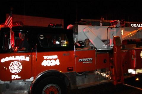 Firefighters Respond to Garage Fire in Coaldale, 8-20-2015 (266)