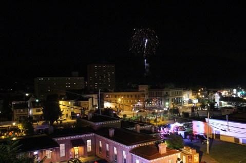 Fireworks for Dear Tamaqua, Tamaqua, 8-4-2015 (31)