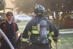 House Fire, 14 West Cherry Street, Tresckow, 8-17-2015 (106)