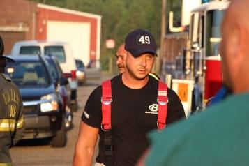 House Fire, 14 West Cherry Street, Tresckow, 8-17-2015 (111)