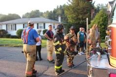 House Fire, 14 West Cherry Street, Tresckow, 8-17-2015 (116)
