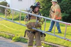 House Fire, 14 West Cherry Street, Tresckow, 8-17-2015 (117)