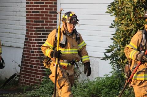 House Fire, 14 West Cherry Street, Tresckow, 8-17-2015 (120)