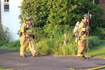 House Fire, 14 West Cherry Street, Tresckow, 8-17-2015 (122)