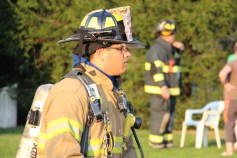 House Fire, 14 West Cherry Street, Tresckow, 8-17-2015 (126)