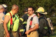 House Fire, 14 West Cherry Street, Tresckow, 8-17-2015 (146)
