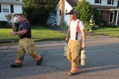 House Fire, 14 West Cherry Street, Tresckow, 8-17-2015 (160)