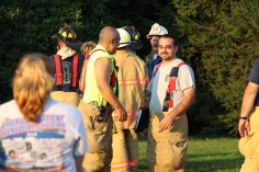 House Fire, 14 West Cherry Street, Tresckow, 8-17-2015 (162)