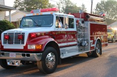 House Fire, 14 West Cherry Street, Tresckow, 8-17-2015 (169)