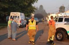 House Fire, 14 West Cherry Street, Tresckow, 8-17-2015 (2)
