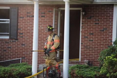 House Fire, 14 West Cherry Street, Tresckow, 8-17-2015 (20)