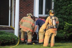 House Fire, 14 West Cherry Street, Tresckow, 8-17-2015 (28)