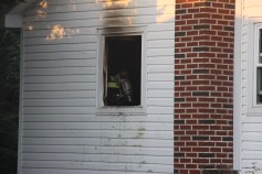 House Fire, 14 West Cherry Street, Tresckow, 8-17-2015 (5)