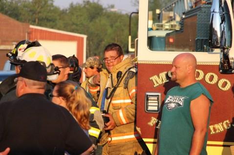 House Fire, 14 West Cherry Street, Tresckow, 8-17-2015 (64)