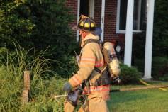 House Fire, 14 West Cherry Street, Tresckow, 8-17-2015 (83)