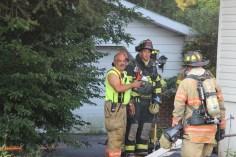 House Fire, 14 West Cherry Street, Tresckow, 8-17-2015 (84)