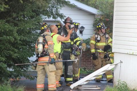 House Fire, 14 West Cherry Street, Tresckow, 8-17-2015 (86)