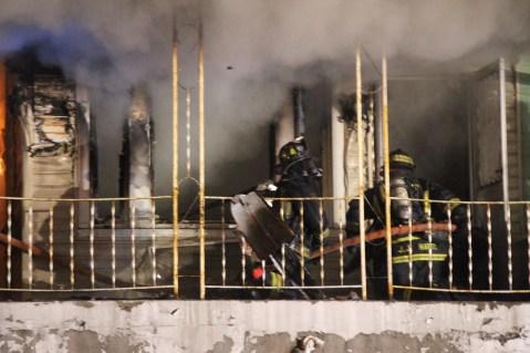 House Fire, 40-42 West Water Street, US209, Coaldale, 8-4-2015 (113)