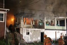 House Fire, 40-42 West Water Street, US209, Coaldale, 8-4-2015 (135)