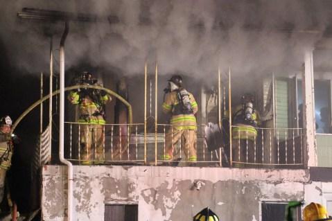 House Fire, 40-42 West Water Street, US209, Coaldale, 8-4-2015 (179)