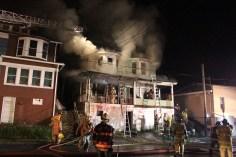 House Fire, 40-42 West Water Street, US209, Coaldale, 8-4-2015 (223)