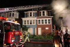 House Fire, 40-42 West Water Street, US209, Coaldale, 8-4-2015 (226)