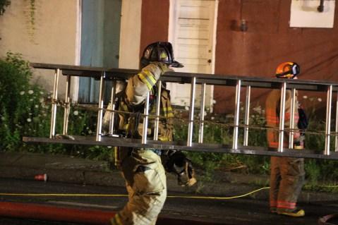 House Fire, 40-42 West Water Street, US209, Coaldale, 8-4-2015 (232)