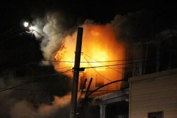 House Fire, 40-42 West Water Street, US209, Coaldale, 8-4-2015 (254)