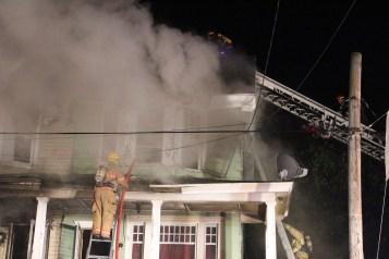 House Fire, 40-42 West Water Street, US209, Coaldale, 8-4-2015 (295)