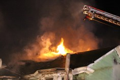 House Fire, 40-42 West Water Street, US209, Coaldale, 8-4-2015 (321)